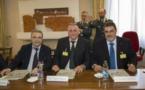 IL SINDACATO ITALIANO MILITARI GUARDIA DI FINANZA INCONTRA IL GEN. ZAFARANA: APPLICHIAMO LA COSTITUZIONE