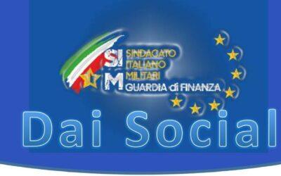 Manifestazione Piazza del Popolo Roma 14 ottobre – il SIM GdF c'è!!!!